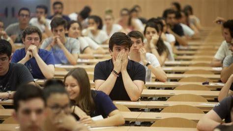 notas de corte de madrid buscador de notas de corte de las universidades espa 241 olas