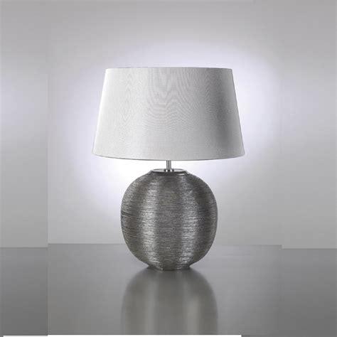tischleuchter silber elstead lighting caesar silver table l elstead