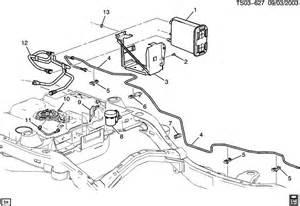 Robust Fuel System K53 Vapor Canister Lines