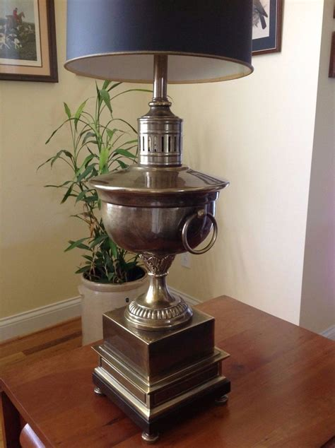 HomeOfficeDecoration   Vintage frederick cooper lamps chicago