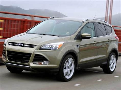 2016 ford escape | pricing, ratings & reviews | kelley
