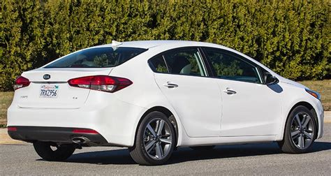 Consumer Reports Kia Forte Updated 2017 Kia Forte Offers Much For The Money