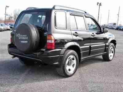 how petrol cars work 2001 suzuki grand vitara head up display buy used no reserve 2001 suzuki grand vitara 4wd v6 great on gas in burlington new jersey