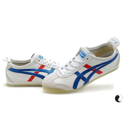 Asics Onitsuka Mexico 67 2014 asics onitsuka tiger mexico 66 womens shoes white blue 96 00 asicsonsale outlet on
