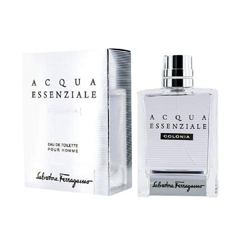 Parfum Salvatore Ferragamo Acqua Essenziale For Edt 100ml Original jual salvatore ferragamo acqua essenziale colonia edt