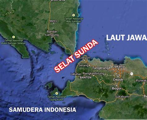 gambar design jembatan selat sunda 47 selat dan letaknya di indonesia sejarah negara com