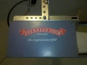How To Program Overhead Garage Door Opener Overhead Brand Opener Model 456 How To Set The Pressure How To Program The Remote Cornell