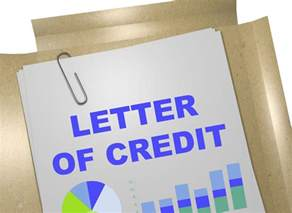 Letter Of Credit Yang Memuat Cif What Is A Letter Of Credit L C More Than Shipping