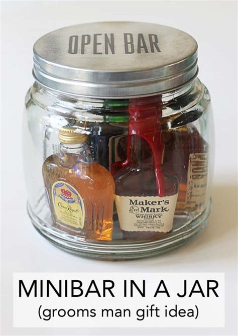 ideas for gift 53 coolest diy jar gifts other ideas in a jar