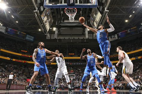 Thunder In The City okc thunder up and player grades following loss to