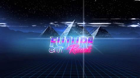 City Records Future City Records Neon Pyramid Intro