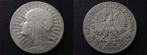 möbeltischler polen 5 zloty 1933 polen vf ma shops