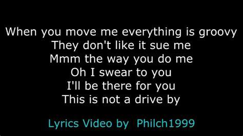 drive by lyrics train drive by lyrics paroles youtube