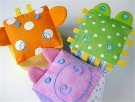 Handmade Baby Toys Patterns - sale pdf epattern giraffe gator and pig blocks for baby