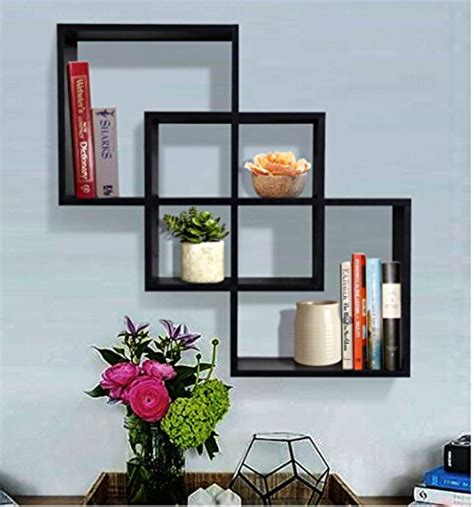 187 Top 16 Black Floating Wall Shelves Of 2016 2017 Review Decorative Floating Shelves