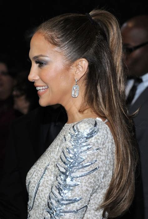 Jlo Takes It Easy by Hair Styles Popular Haircuts