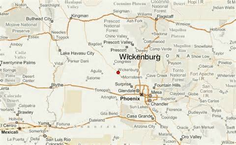 wickenburg arizona map gu 237 a urbano de wickenburg