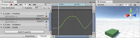 unity keyboard layout indicator unity manual using animation curves