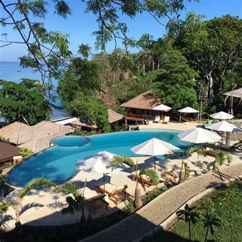 bunaken island dive resort amazing pool and sunbathing terrace picture of bunaken