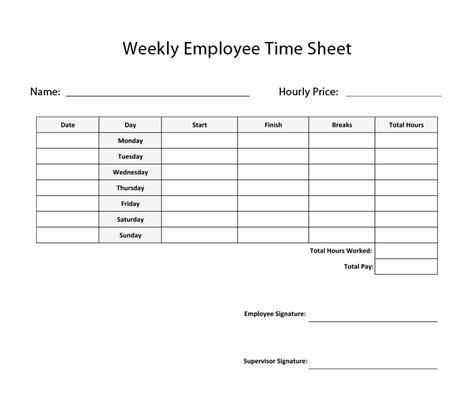 employee time sheet employee time sheet pointone employment