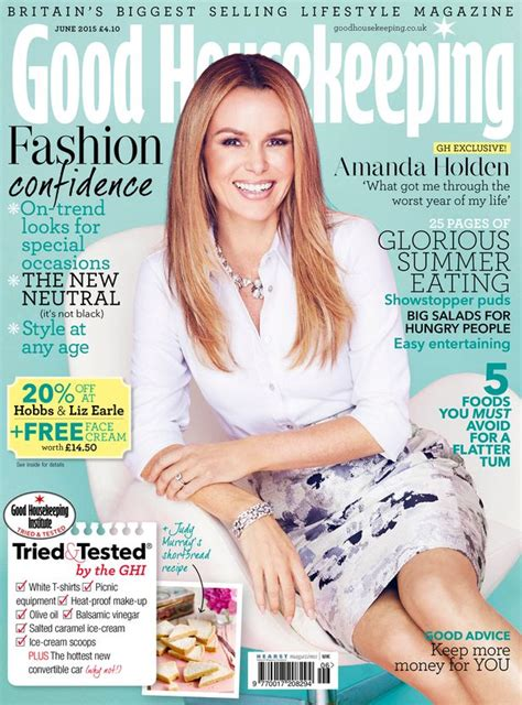 good housekeeping com amanda holden says therapy saved her after she lost one