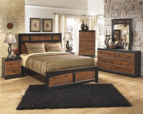 black and brown bedroom furniture bedroom ideas distressed white stained wooden master bed