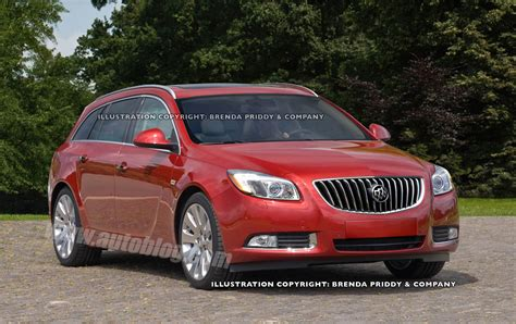 2020 Buick Electra Estate Wagon by 2012 Buick Regal Gs Hits Track With 270 Hp 15 More Than