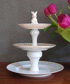 etagere keramik diy etagere on cake stands high tea and diy
