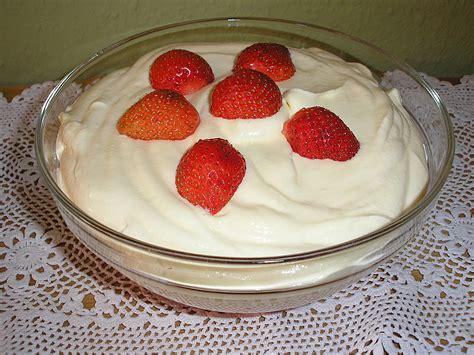 erdbeer vanillepudding kuchen vanille erdbeer pudding dieterfreundt chefkoch de