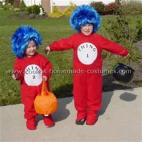 Thing 1 And Thing 2 Sleepers by Thing 1 And Thing 2 Costume