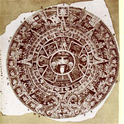 Calendario Azteca Y Inca 191 De D 243 Nde Llegaron Los Hombres Blancos Y Barbados De Las