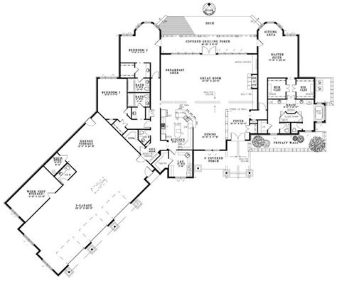 his and her bathroom floor plans his her bathroom home pinterest