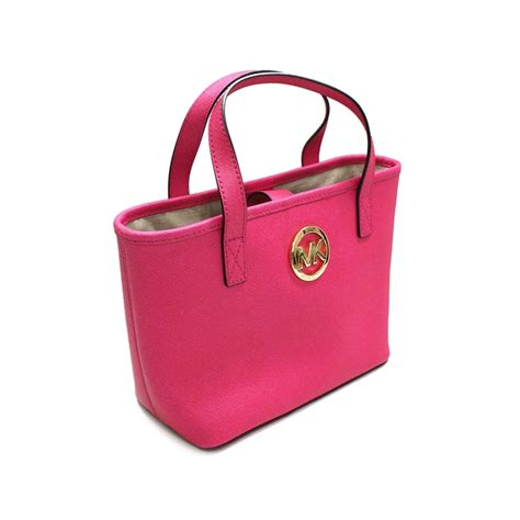 Michael Kors Jet Set XS Small Travel Tote Zinnia