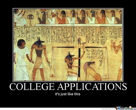 Application Meme - college applications by muneeb meme center