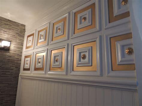 deco ceiling tiles deco seashore faux tin ceiling tile glue up 24 x24