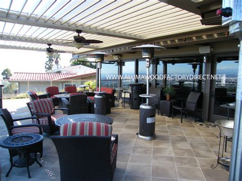 Patios Direct - rancho palos verdes equinox louvered roof system
