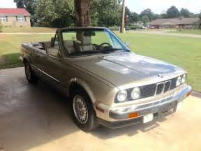Bmw 325i Convertible Clean 1990 Bmw 325i Convertible Low For Sale
