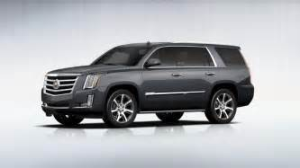 Cadillac Escalade 2015 Colors All New 2015 Cadillac Escalade Colors Gm Authority