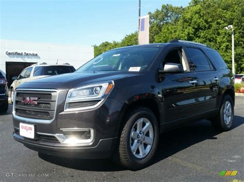 gmc acadia colors 2016 iridium metallic gmc acadia sle 106397558 gtcarlot