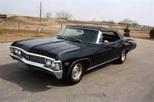 chevrolet impala 1967 black image 105
