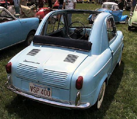 Vespa Auto by Vintage Microcars