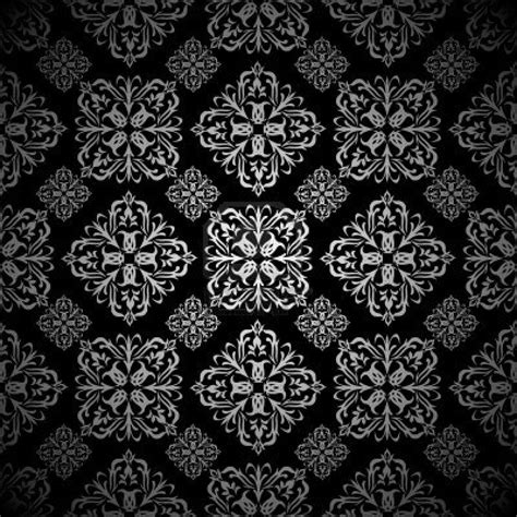 tile pattern wallpaper 7223443 silver and black seamless tile background