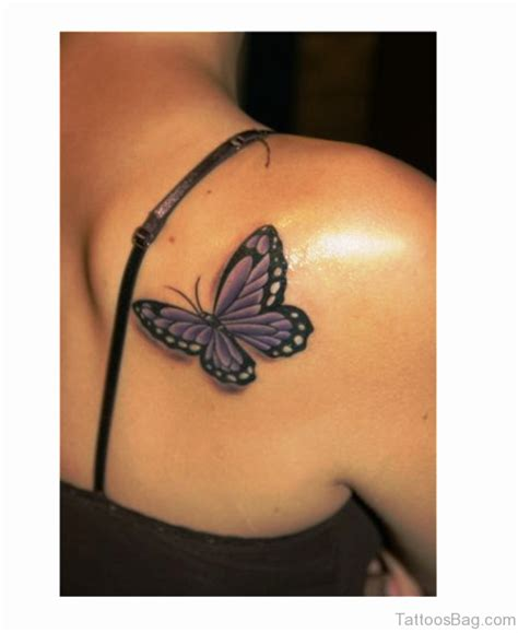 butterfly tattoo on shoulder 80 dazzling butterfly tattoos on shoulder