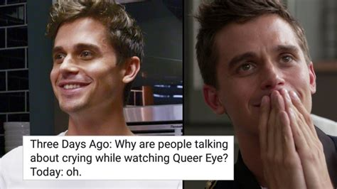 Queer Meme - 15 memes you ll only understand if queer eye makes you cry every time popbuzz