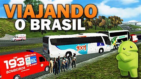 Jogo Brasil Viajando O Brasil Android Jogo Brasileiro De 212 Nibus Em
