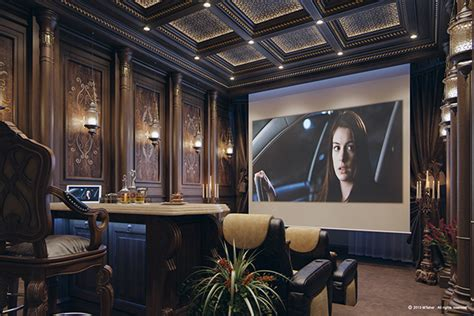 luxury home theater luxury home theater on behance