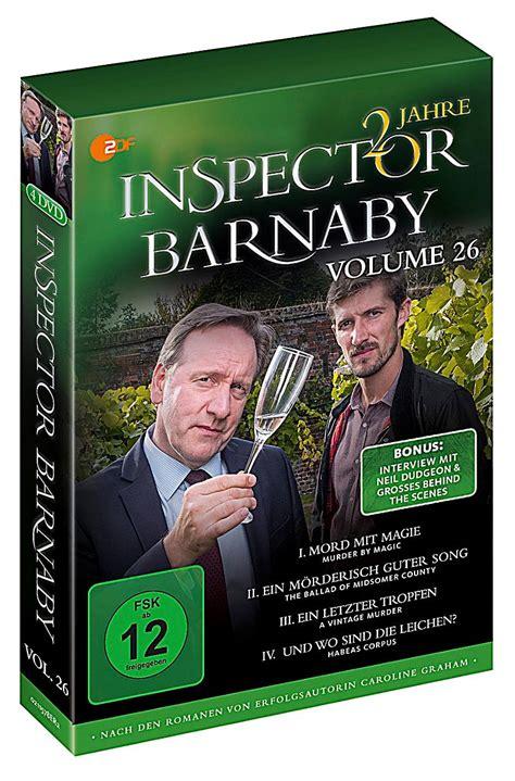 One Vol 26 inspector barnaby vol 26 dvd bei weltbild de bestellen