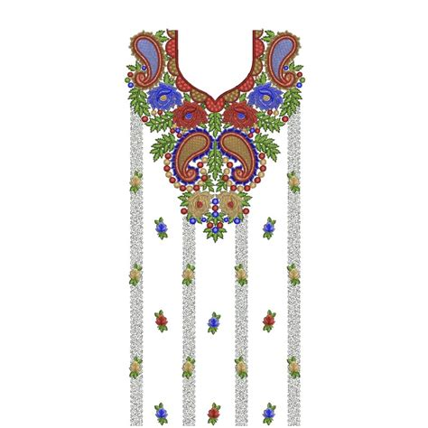 Embroidery Design In Dress | latest indian embroidery dress design free embroidery