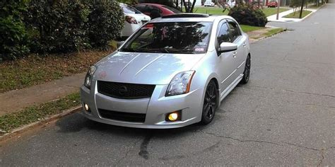 nissan sentra 2008 modified 08specv 2008 nissan sentra specs photos modification