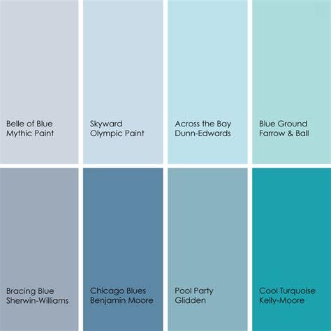 blue paint color cool blue paint colors archivosweb